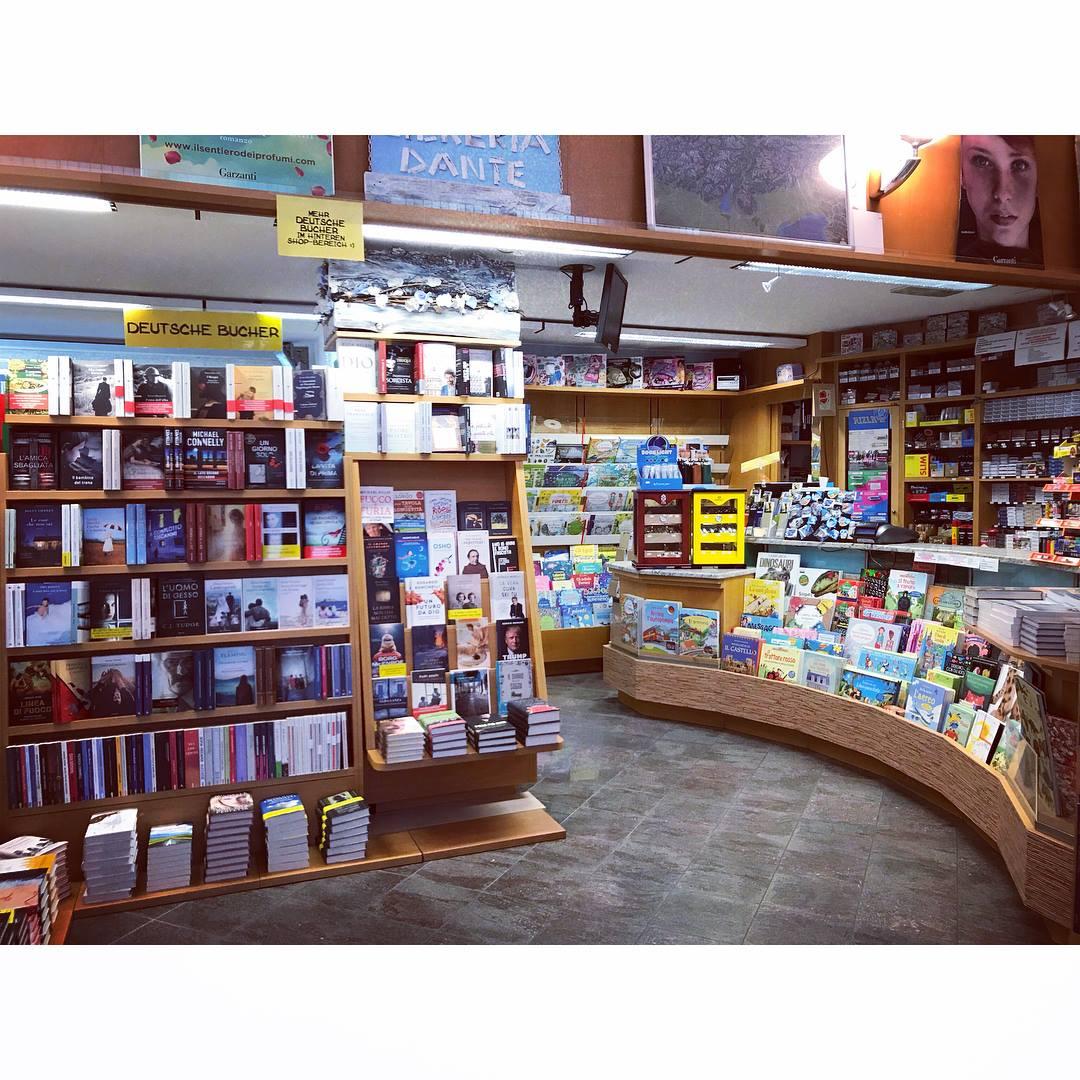 Prestigiosa libreria/tabaccheria in centro