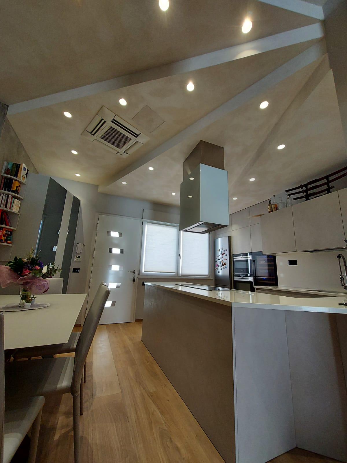 Sfizioso appartamento di design